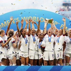 5 US Female Soccer Stars