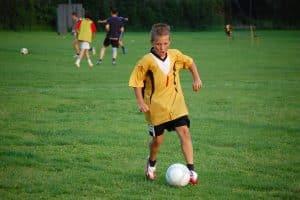 Basic Soccer Techniques For Beginners