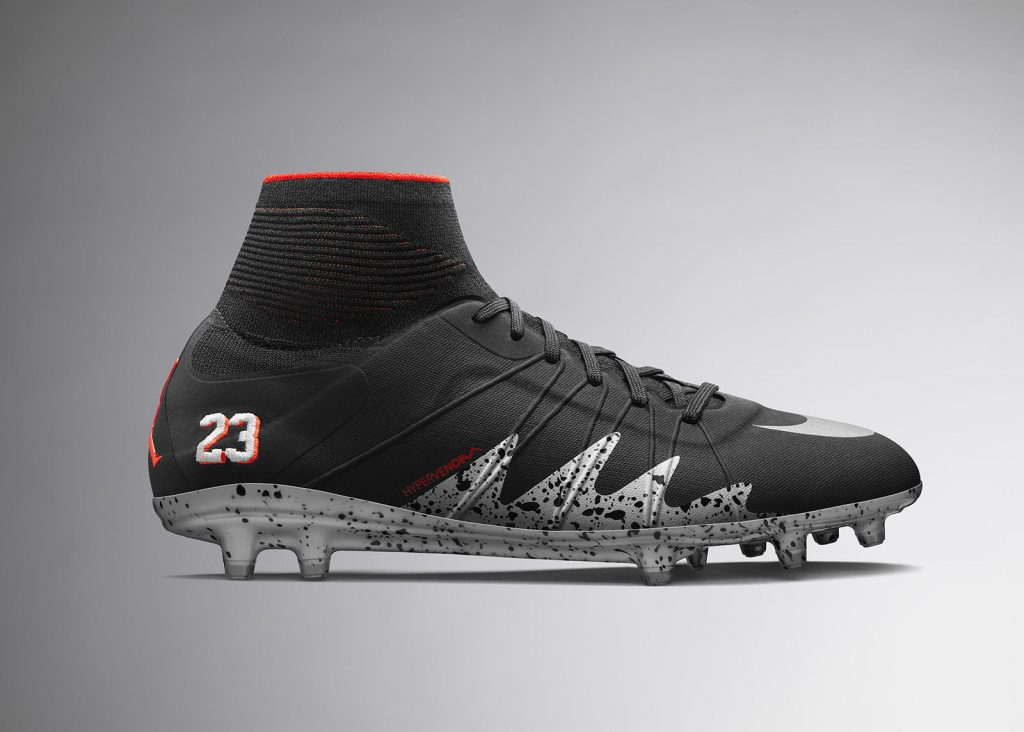 NJR X JORDAN Hypervenom by Nike
