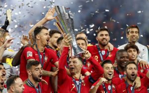 What is the UEFA Nations League