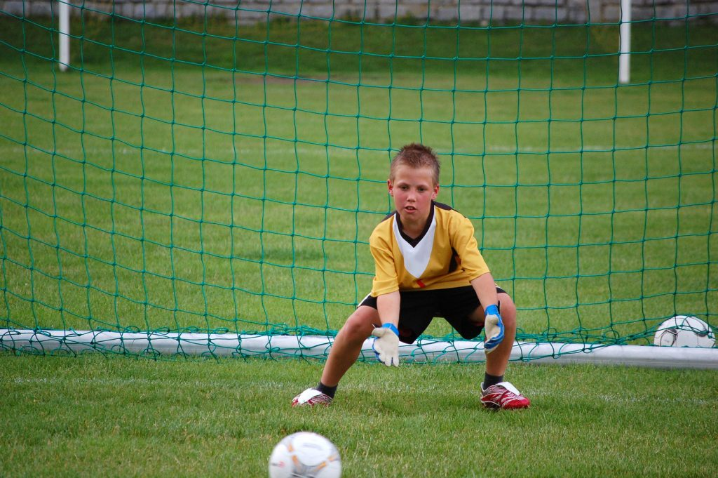 Youth Goalkeeper