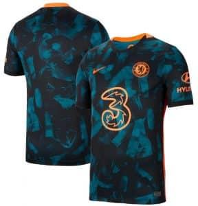 Chelsea Third Soccer Kit 2020/2021 Season